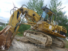 Caterpillar 5090 B used track excavator