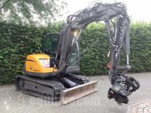 Mecalac 8 MCR excavator pe şenile second-hand
