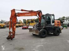 excavadora Hitachi ZW140 W-3