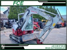 Takeuchi TB153 FR *ACCIDENTE*DAMAGED*UNFALL* mini escavatore incidentato