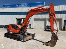 Mini-escavadora Kubota K008 KX080-3