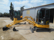 Komatsu PC18 MR-3 mini-excavator second-hand