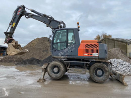 Atlas 150 W used wheel excavator