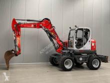 Neuson 9503 WD used wheel excavator