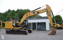 Excavator pe şenile second-hand Caterpillar 324 ELN
