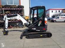 Excavadora Bobcat E26 miniexcavadora usada