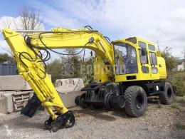 Doosan Solar 140 WV-RW Rail Road excavator rutier/feroviar second-hand