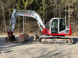 Escavadora Wacker Neuson 14504 escavadora de lagartas usada