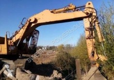 Case 220/420 excavator pe şenile second-hand