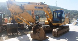 Komatsu PC200-6 bæltegraver brugt