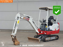 Takeuchi TB216 Hammer line - extendable undercarriage mini escavatore usato