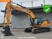 Case CX350 excavator pe şenile second-hand