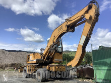 Liebherr 922 used wheel excavator