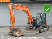 Hitachi ZX85USB-5A 3 buckets mini-excavator second-hand