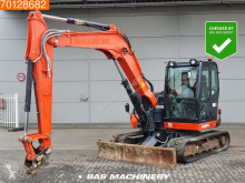 Kubota KX080-4 All functions - A/C
