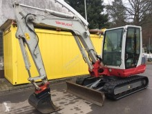Takeuchi TB 250 mini-excavator second-hand