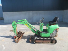 Kubota K 008-3 mini-excavator second-hand