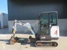 Bobcat E 19 used mini excavator