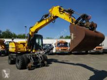 Atlas 1304 2-Wegebagger/Schienen+Schaufel pelle sur pneus occasion
