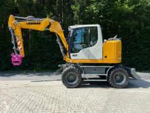 Excavadora excavadora de ruedas Liebherr A 910 Compact Litronic