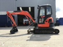 Kubota U35-3X3 used mini excavator