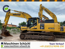 Komatsu PC 490LC-10 50to Heavy Duty TOP Zustand! excavator pe şenile second-hand