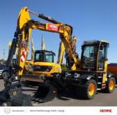 Excavator JCB Hydradig 110W Verstellausleger Pratzen ohne Anbauteile second-hand