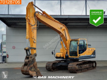 Hyundai R220 LC-9A All Functions - From first owner bæltegraver brugt