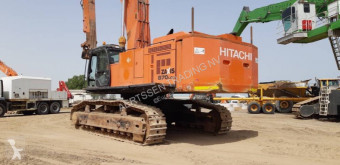 Hitachi ZX 870 LCH-5 G used track excavator