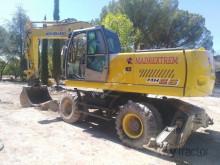 Excavadora Case MH excavadora de ruedas usada