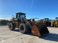 Excavadora Caterpillar 950K excavadora de ruedas usada