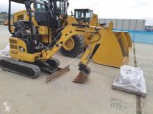 Excavadora Caterpillar 301.7D 301.7D excavadora de cadenas usada