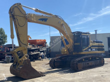 جرافة جرافة مجنزرة Caterpillar 345 BL Track Excavator Serie II Good Condition