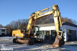 Escavadora Liebherr 934 escavadora de lagartas usada