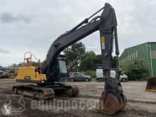 Volvo EC220EL used track excavator