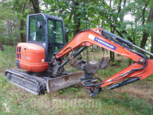 Eurocomach ES 400 used mini excavator