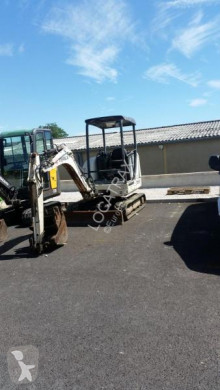 Terex TC 25 mini-excavator second-hand