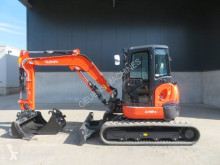 Kubota U 48-4 mini-excavator second-hand