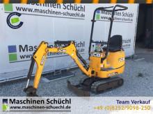 Mini-excavator JCB 8008 Microbagger 950kg, hydr. Fahrwerk