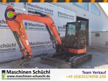 Hitachi Zaxis ZX 55 U-5A CLR Minibagger TOP mini-excavator second-hand