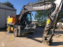Volvo EW180 gravemaskine på hjul brugt