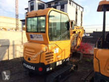 Hyundai R16-9 mini-excavator second-hand