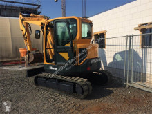 Hyundai R60CR-9A mini-excavator second-hand