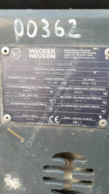 Wacker Neuson 75Z-3 mini pelle occasion