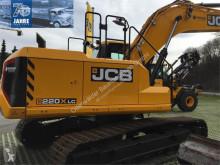 JCB 220X LC pásová lopata použitý