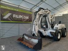 Escavadora Mecalac 12MTX escavadora de rodas usada