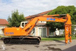 Escavadora Hitachi EX165 escavadora de lagartas usada