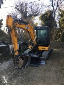 Excavadora JCB 48Z-1 excavadora de cadenas usada