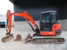Kubota KX 057-4 mini escavatore usato