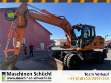 Doosan wheel excavator DX 140 W Mobilbagger